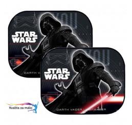 Slnečná clona Star Wars 2 ks