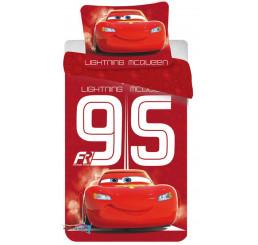 Obliečky Cars 95 red