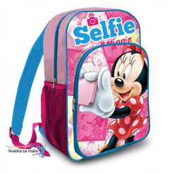 Športový batoh Minnie Selfie 42cm