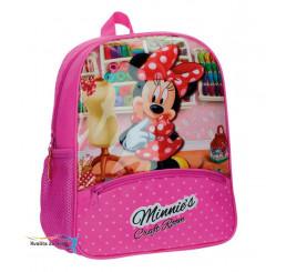 Detský batôžtek Minnie Craft Room 33cm