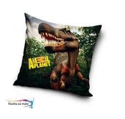 Obliečka na Vankúšik Animal Planet Dinosaurus micro 40x40