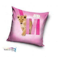 Obliečka na Vankúšik Animal Planet lvíček micro 40x40