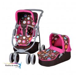 Kočík pre bábiky COCO 13