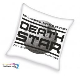 Vankúšik Star Wars Hviezda Smrti 40x40