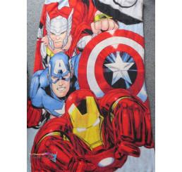 Micropolar Flisová deka Avengers 100x140