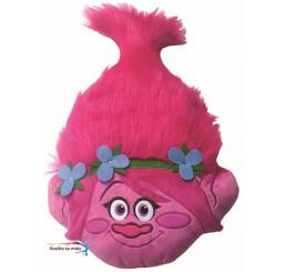3D Vankúšik Trollovia Poppy