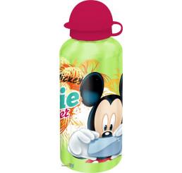 Hliníková fľaša na pitie Mickey Selfie 500ml
