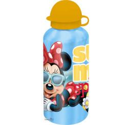 Hliníková fľaša na pitie Minnie Splash 500ml
