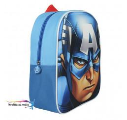 Batôžtek 3D Avengers Kapitán Amerika 31cm