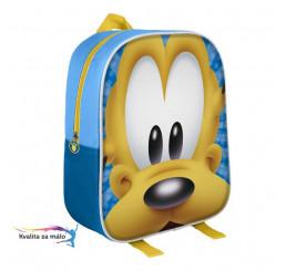 Batôžtek 3D Pluto 31cm