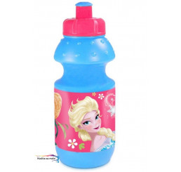 Fľaša na pitie Ľadové Kráľovstvo - Frozen