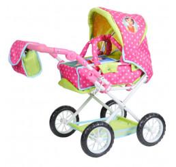 Kočík pre bábiky Ruby Heidi 81631 51x37x62cm