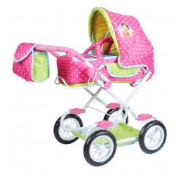 Kočík pre bábiky Salsa Heidi 81650 54x43x73 cm