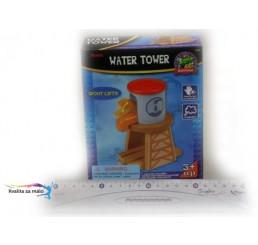 Vodná veža drevo Vodná veža