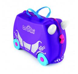 Detský kufrík TRUNKI - Penelope 44x22x32cm