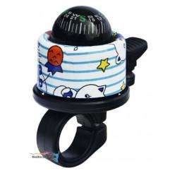 Zvonček kompas klaunovský