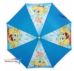 Vystreľovací dáždnik SpongeBob