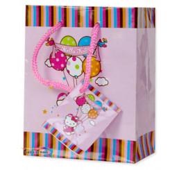 Darčeková taška Hello Kitty Baloon