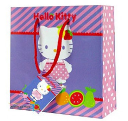Darčeková taštička na CD DVD Hello Kitty fruity