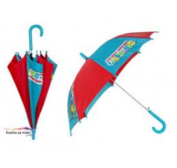 Vystreľovací dáždnik Mickeyho klubík
