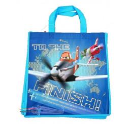 Detská nákupná taška Planes Finish