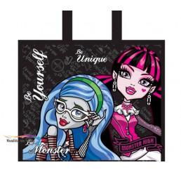 Detská veľká nákupná taška Monster High Yourself
