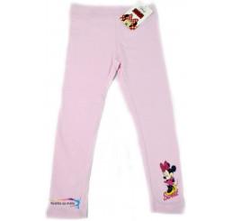 Detské Legíny Disney Minnie ružové