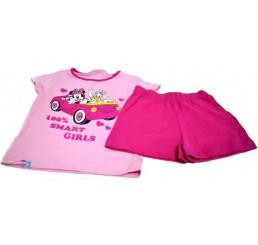 Detské pyžamo Minnie ružové
