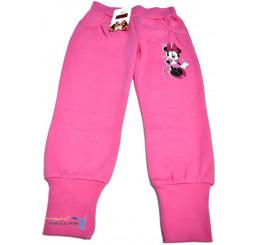 Detské Tepláky Minnie ružové