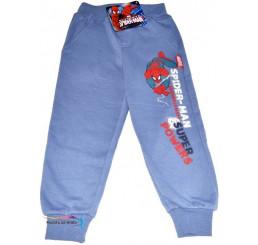 Detské Tepláky Spiderman modré
