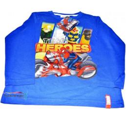 Detské tričko Spiderman Modré