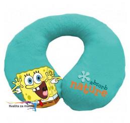 Detský cestovný vankúš SpongeBob