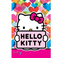 Detský uterák Hello Kitty Mimi Love