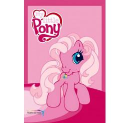 Detský uterák My Little Pony ružová