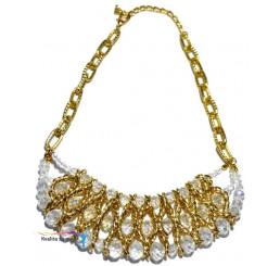 Elegantný náhrdelník 21