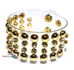 Náramok Golden Dots 26