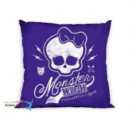 Obliečka na vankúšik Monster High fialová