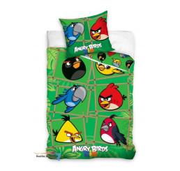 Obliečky Angry Birds Rio Bamboo