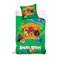 Obliečky Angry Birds Rio hudba