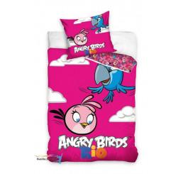 Obliečky Angry Birds Rio Stella a Perla