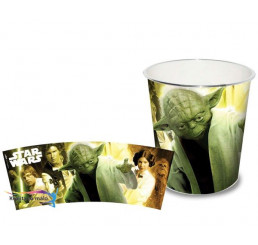 Odpadkový kôš Star Wars Yoda