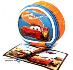 Peňaženka Detská Disney Cars