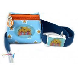 Peňaženka Detská Disney Macko Pooh s opaskom