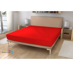 Jersey plachta EXKLUSIVE Červená 180x200