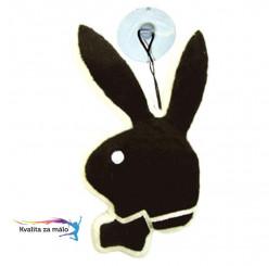 Prívesok PLAYBOY Čierny zajačik