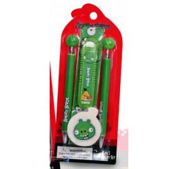 Sada písacích potrieb Angry Birds Zelená ES-0267182