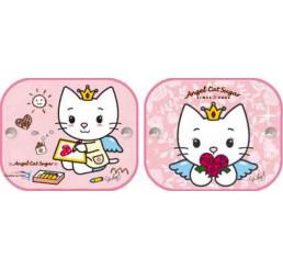 Slnečná clona Mačička Angel Cat Sugar
