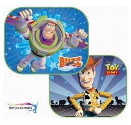 Slnečná clona Toy Story 2 ks