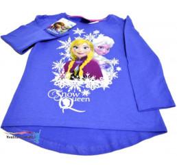 Detské tričko Frozen modré