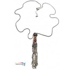 Štýlový náhrdelník dóza
